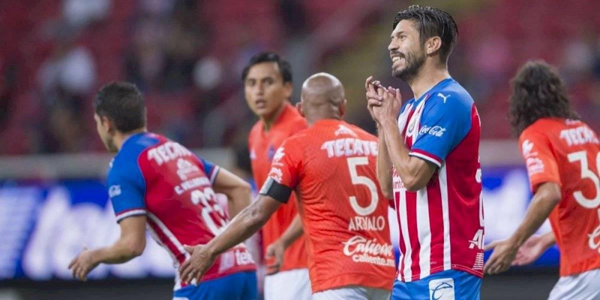 Chivas, a curar sus heridas en la Copa MX