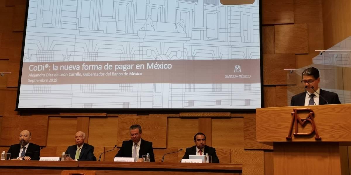 CoDi facilitará pagos a 37 millones de mexicanos en dos años