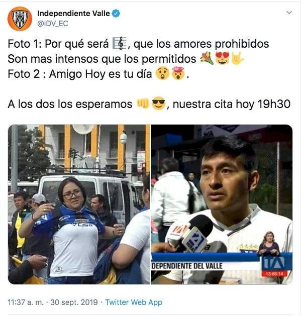 Community Independiente del Valle