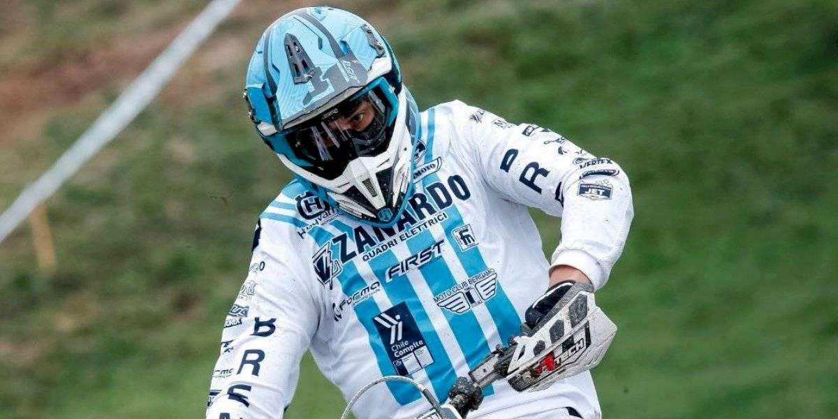 Con un doble triunfo, Barbosa cierra su primer año como Junior en el EnduroGP