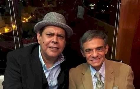 Fernando Villalona y José José