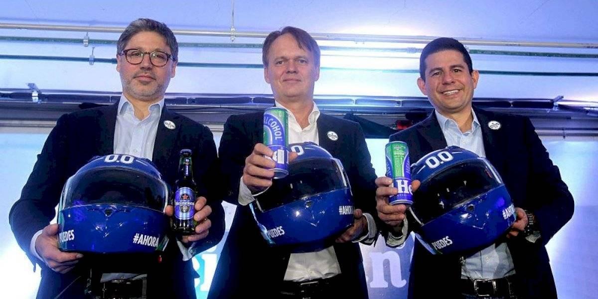 Heineken 0.0 va con todo por el mercado de bebidas sin alcohol
