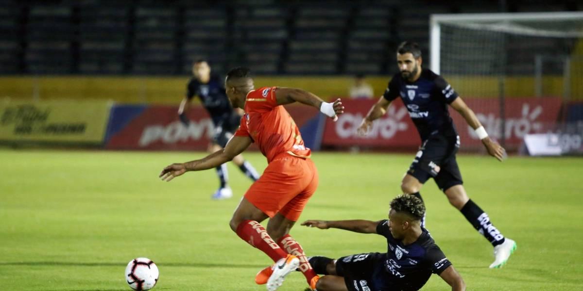 Independiente del Valle no pudo contra Liga de Quito