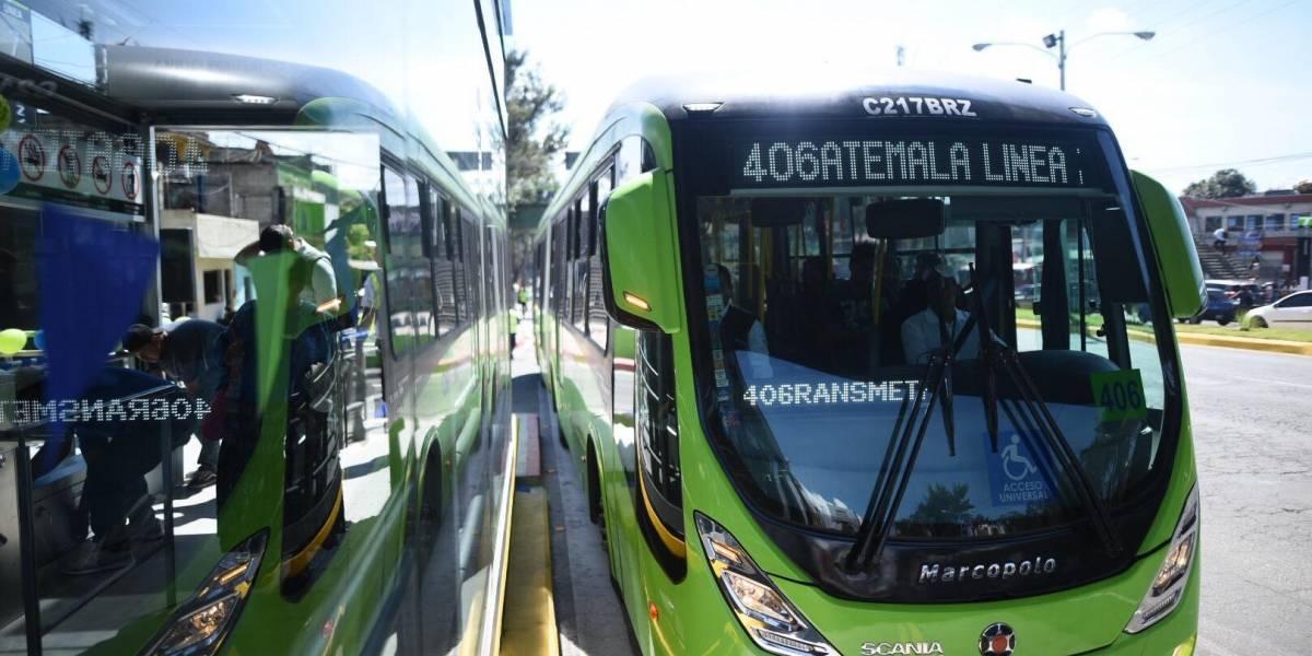 Transmetro continúa transformando sectores: línea 7 beneficiará a 60 mil usuarios por día
