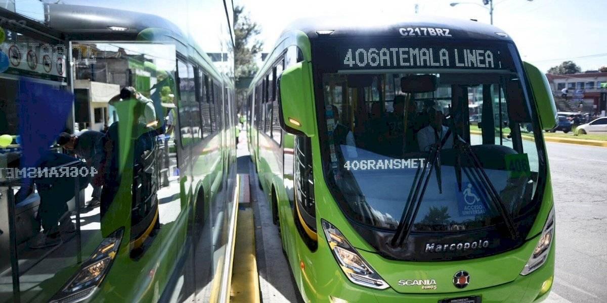 Presidente explica protocolo de seguridad para reactivar transporte público