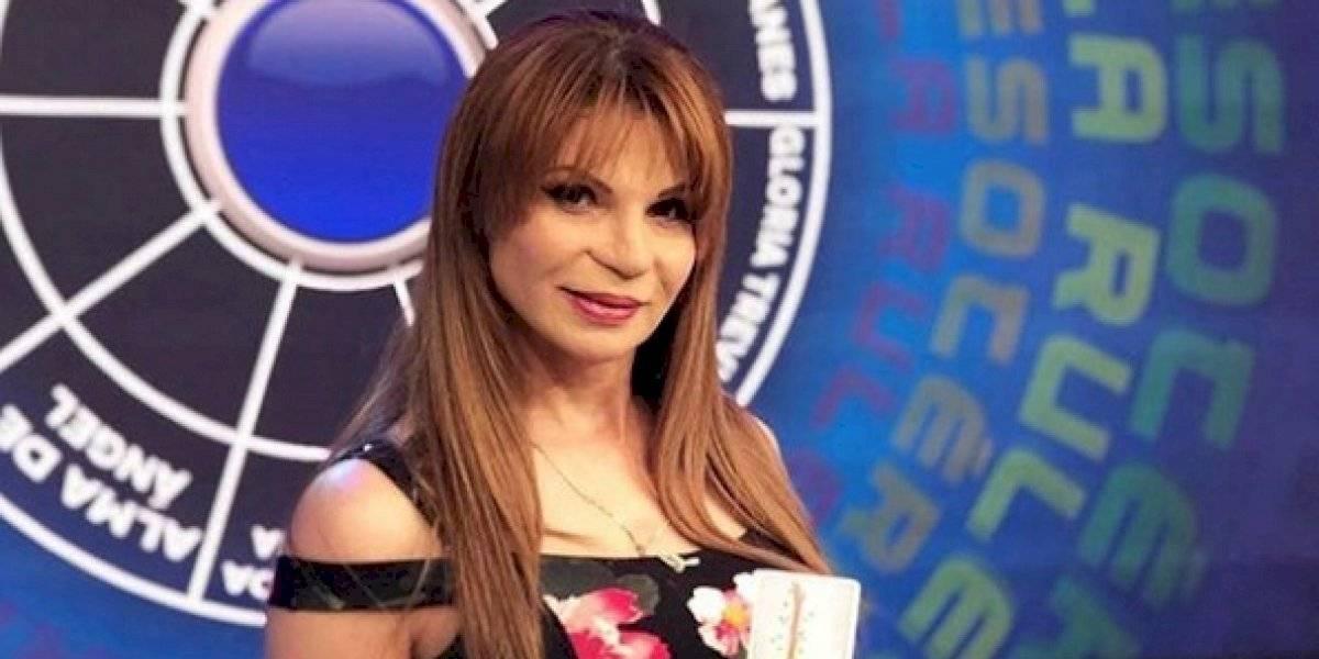 """Despiden a Mhoni Vidente del programa """"Hoy"""" y no se fue sin lanzar una advertencia"""