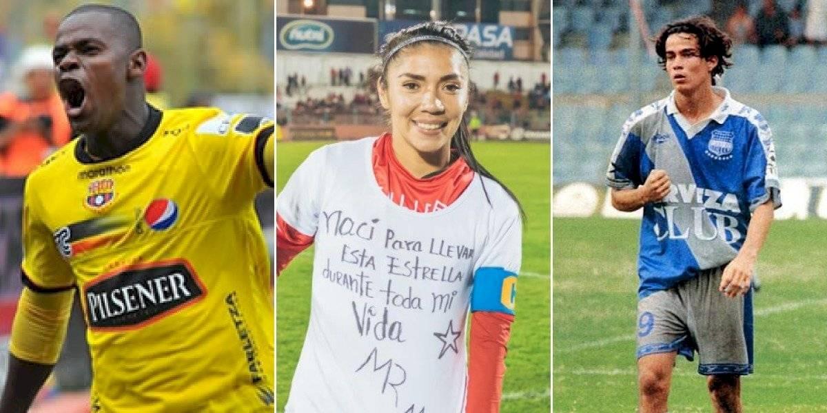 Los jugadores más goleadores en la historia del  Campeonato Ecuatoriano de Fútbol