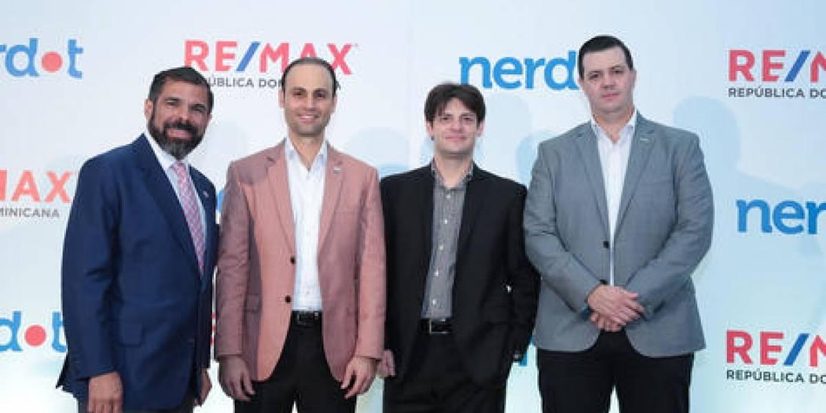 #TeVimosEn: Re/Max RD y Nerdot presentan nueva plataforma de realidad virtual para la venta de inmuebles
