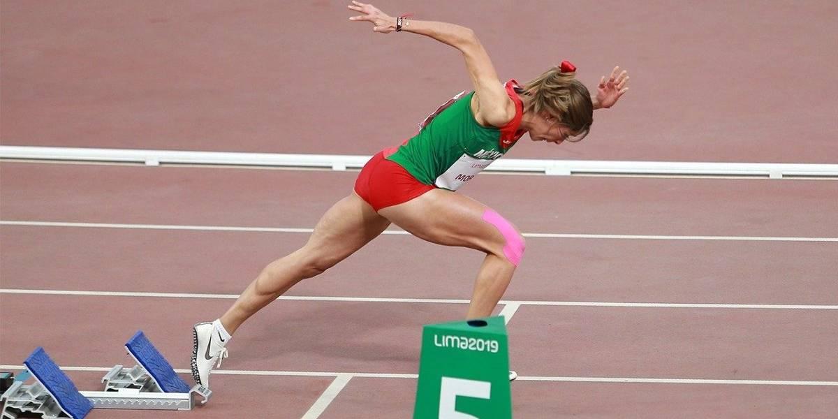 Paola Morán consigue pase a semifinales de los 400 metros planos en el Mundial de Atletismo