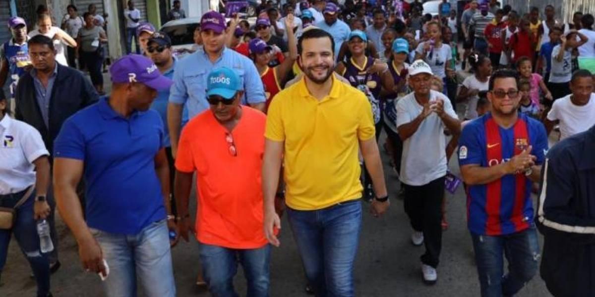 Rafael Paz: «Nuestra encuesta será el 6 de octubre; lo aprendimos en las elecciones de 2016»