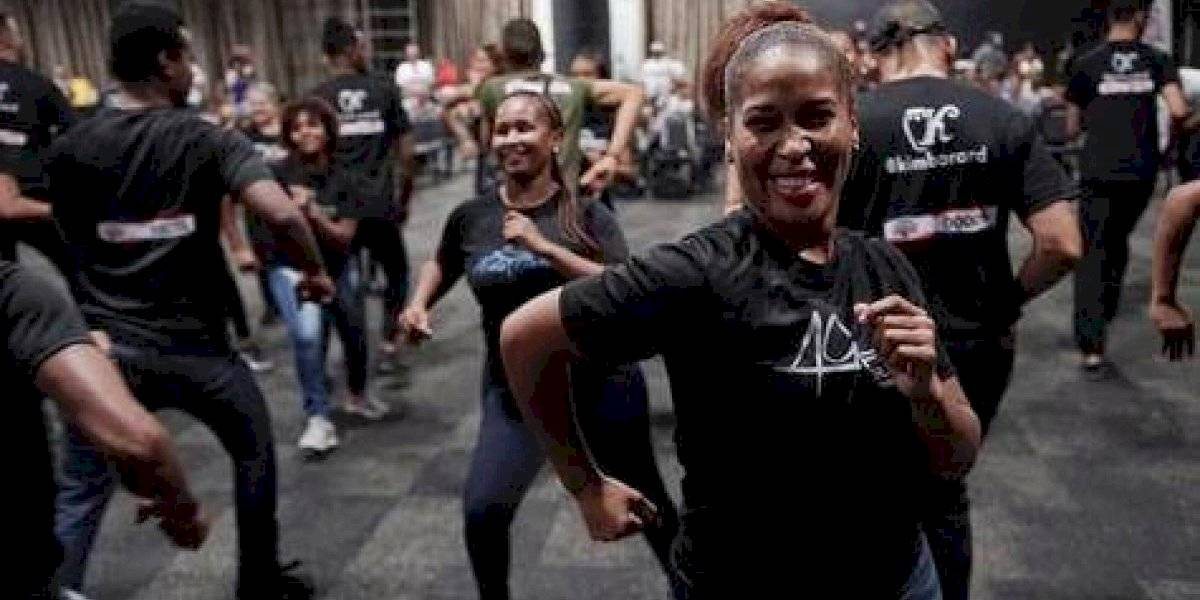 """Escuelas de baile se unen a """"Un récord pal merengue"""""""