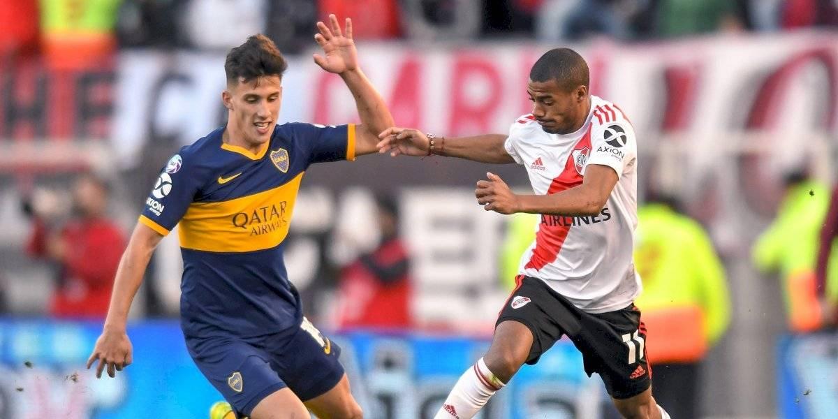 River vs. Boca: Libertadores 2019, capítulo uno