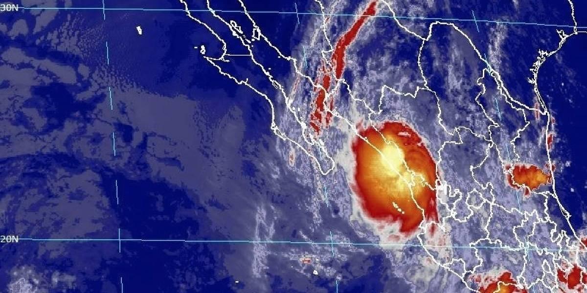 Narda toma fuerza y se convierte, otra vez, en tormenta tropical