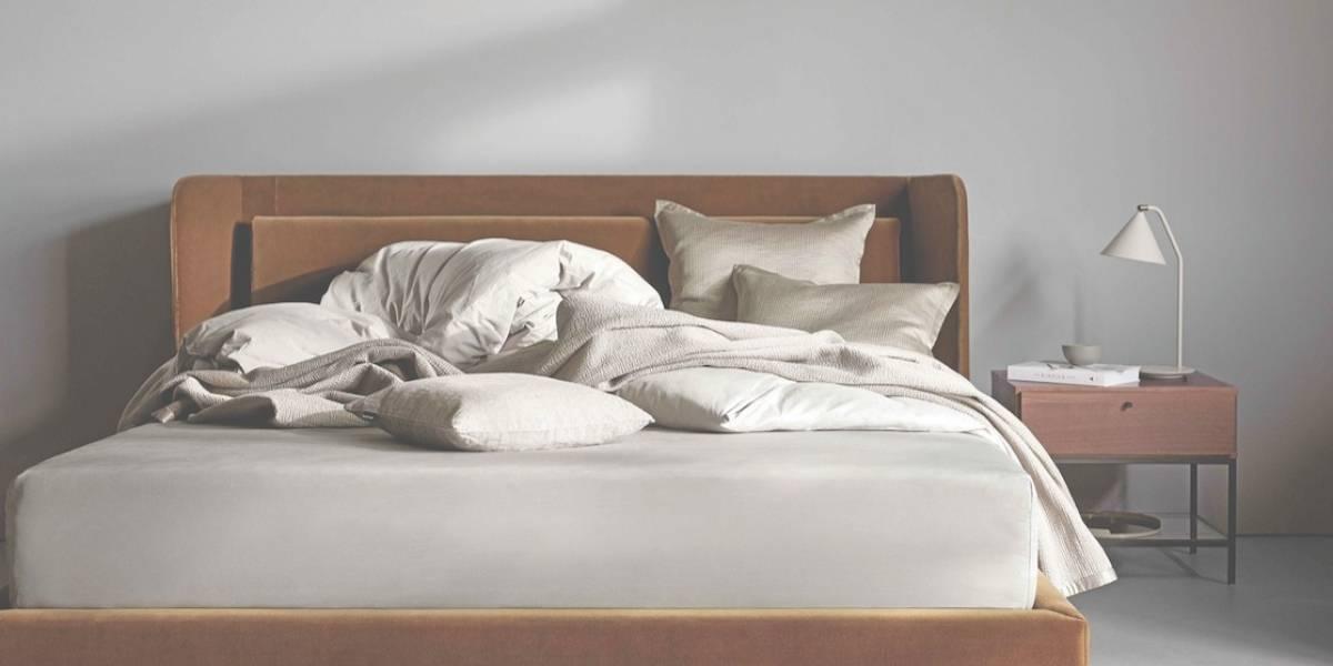 Lujo y confort en las nuevas camas diseñadas por Henrik Pedersen