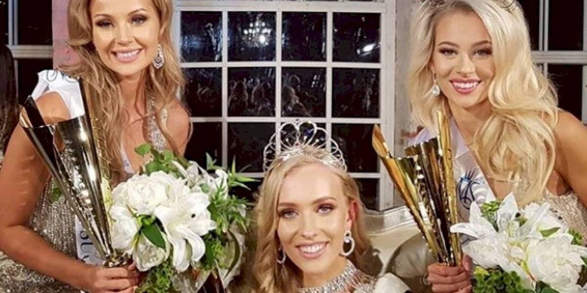 Miss Finlandia vive error al estilo Steve Harvey