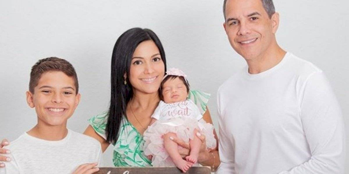 Xioana Nieves se convierte en madre por medio de adopción