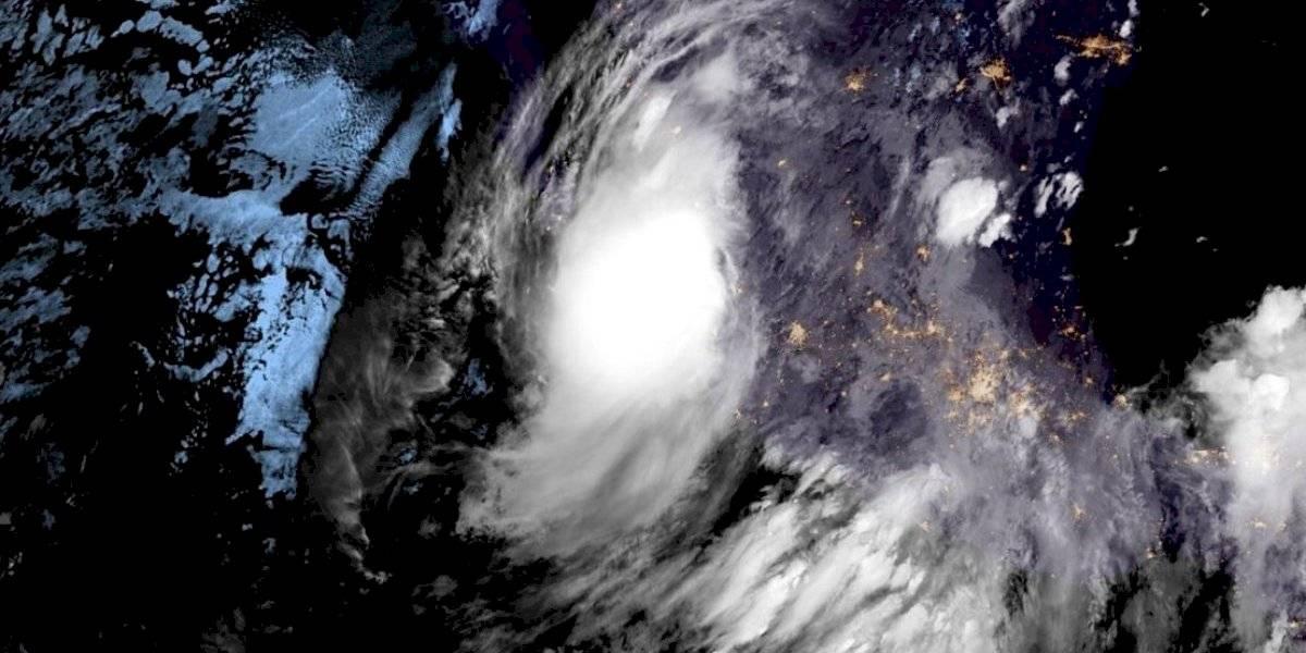 Narda tomará fuerza de tormenta tropical en costa de México