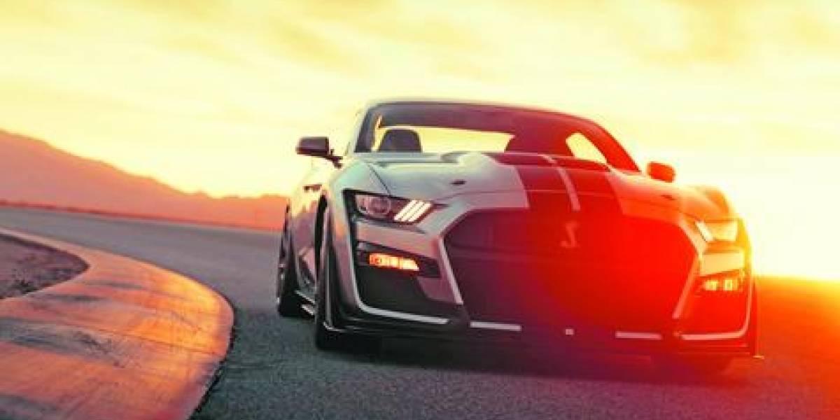 Shelby GT500, el Ford más poderoso de la historia