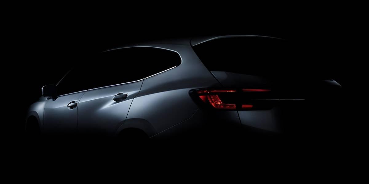 El nuevo Subaru, Levorg, será presentado en el Auto Show de Tokio