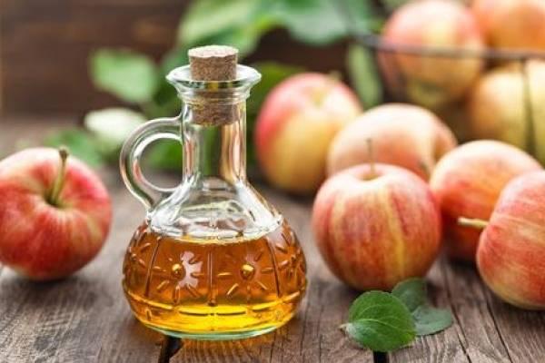vinagre de manzana y miel para el cabello