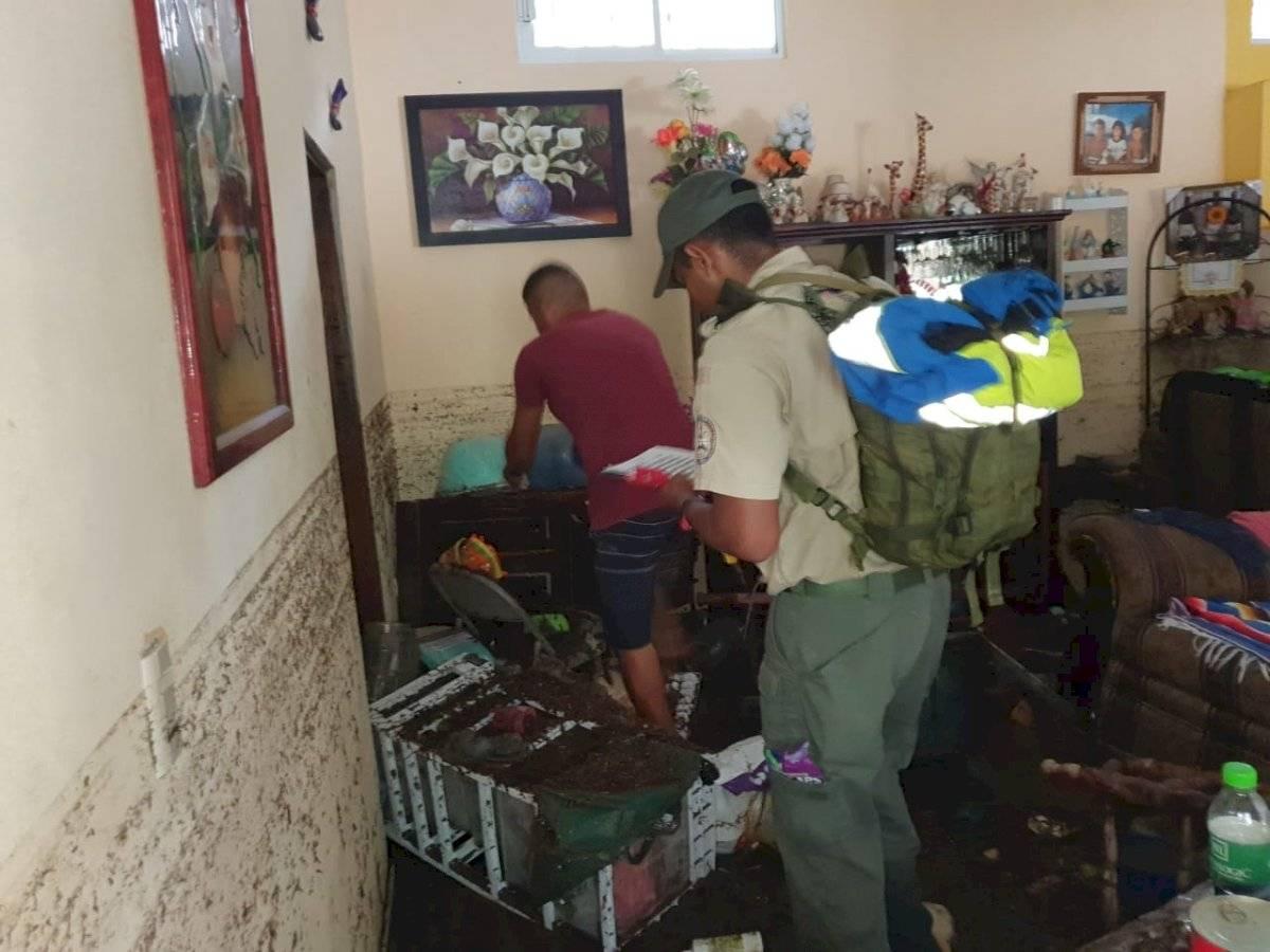 Emergencia por Narda terminó, sigue el recuento de los daños en Jalisco
