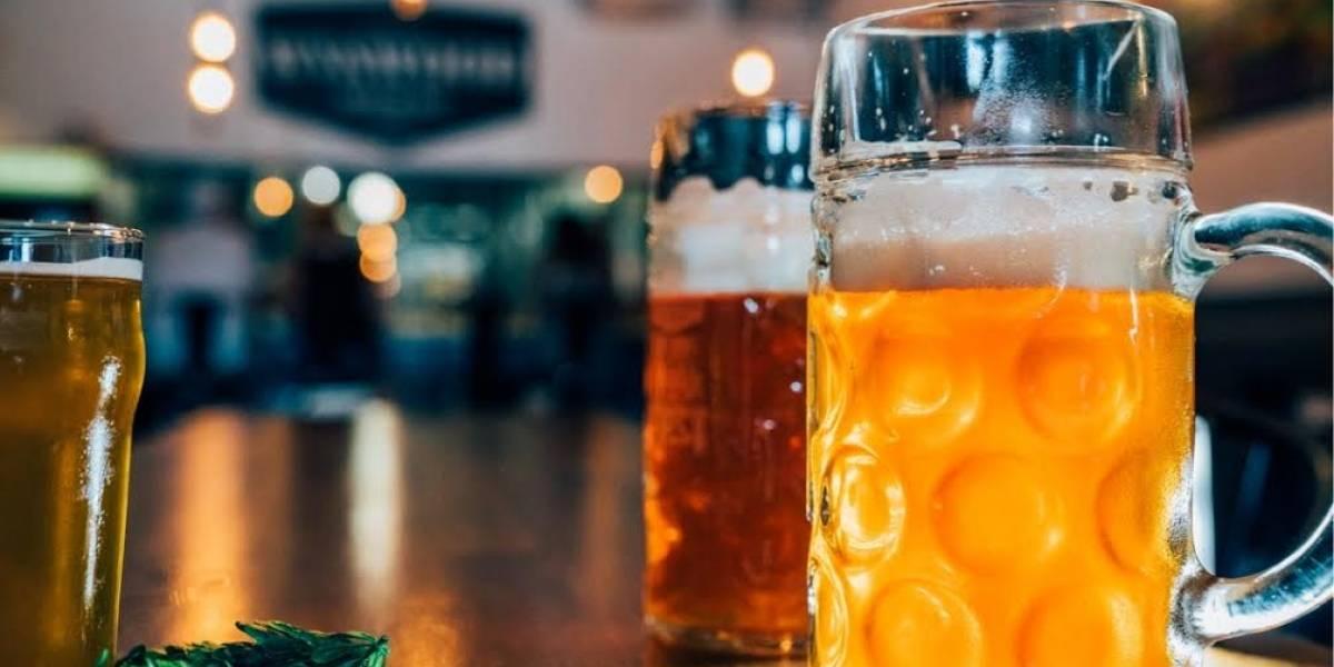 Fiesta de cervecera en La Bodega de Méndez