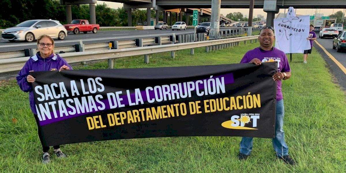Manifestaciones en varias vías de la zona metropolitana