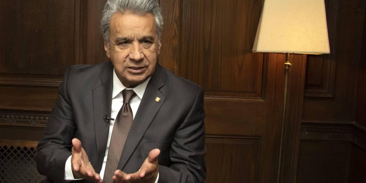 1 de octubre: El presidente Lenín Moreno anunció que se mantendrá el IVA en 12%