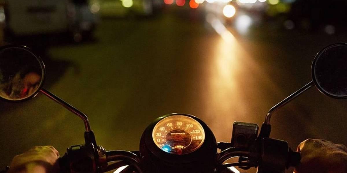 Dos motociclistas murieron tras fuerte choque de frente