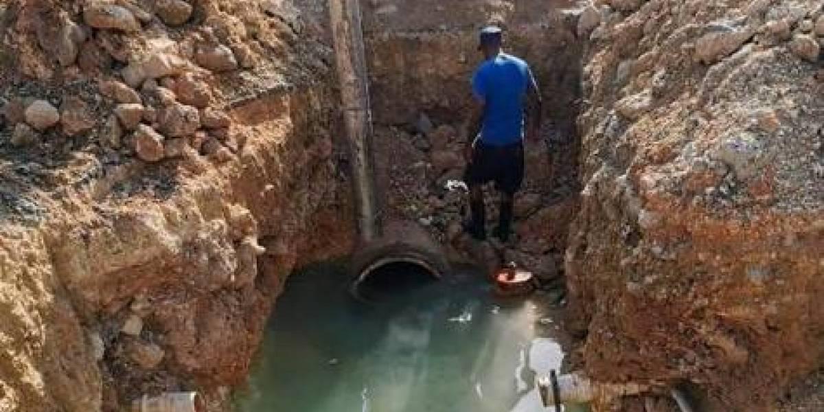 Lluvias en RD: Colapsan 10 acueductos y dejan a 247,791 usuarios sin agua
