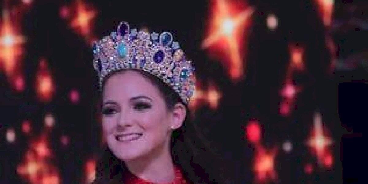 "Marie Blair coronada como ""Miss Mundo Dominicana 2019"""