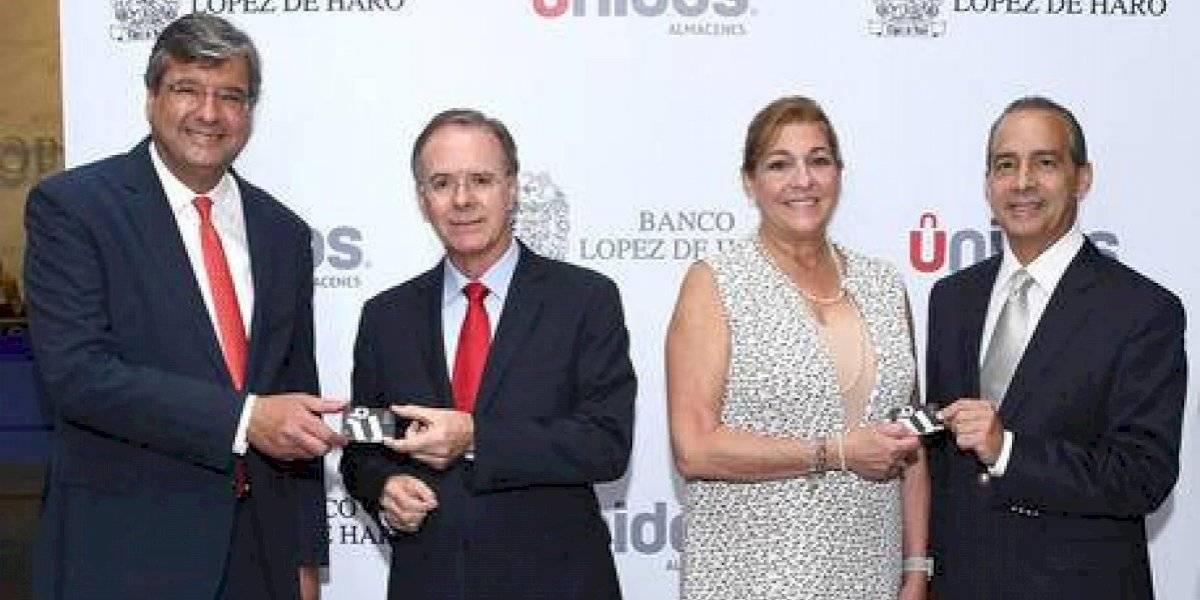 #TeVimosEn: Almacenes Unidos y Banco López de Haro muestran Tarjeta  de Crédito VISA