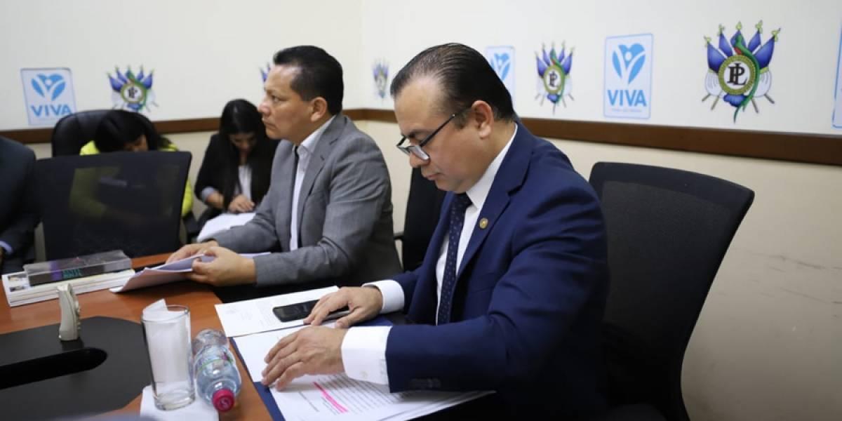 """Partido VIVA: """"Las actuaciones del diputado Aníbal Rojas son a título personal"""""""