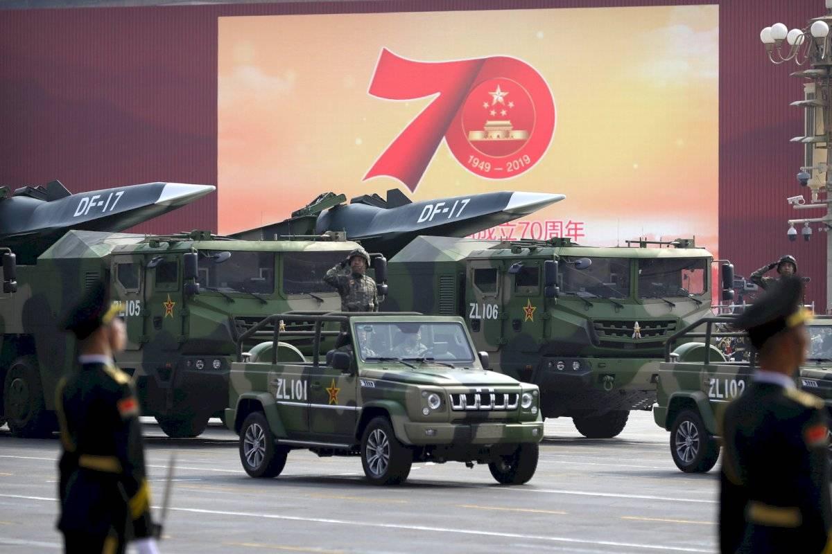 Armamento militar en China