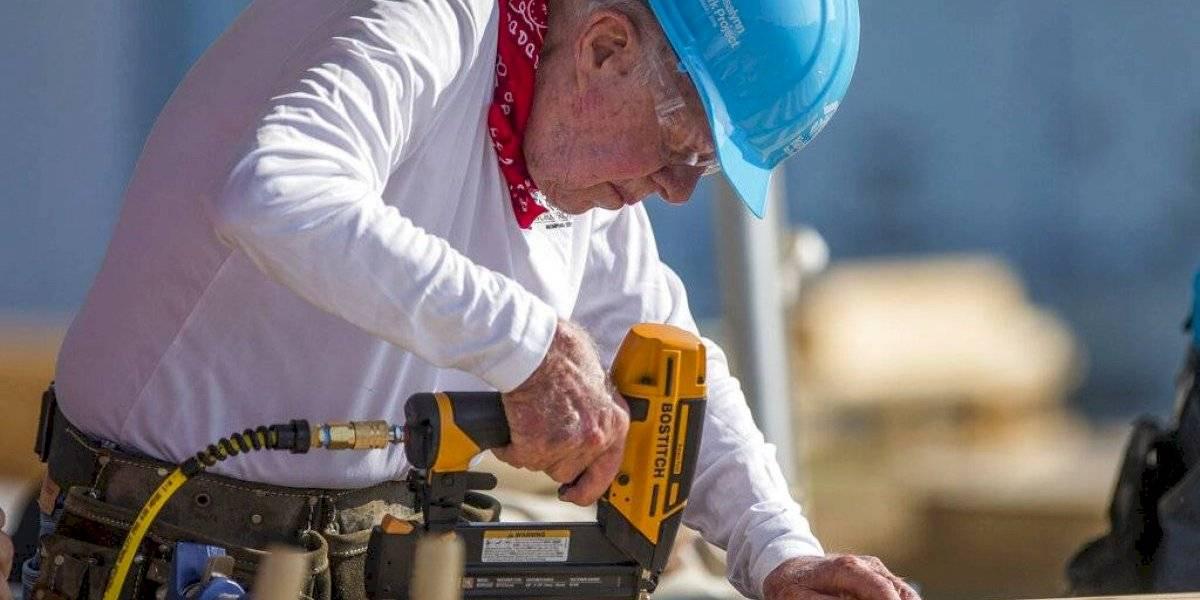 Expresidente estadounidense Jimmy Carter cumple 95 años