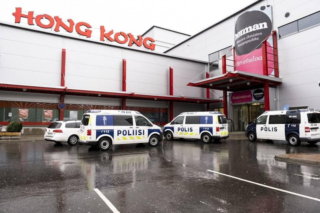 Ataque en centro educativo de Finlandia