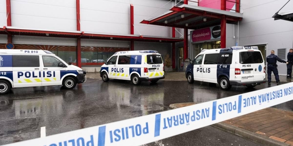 Un muerto y diez heridos en ataque en centro educativo en Finlandia