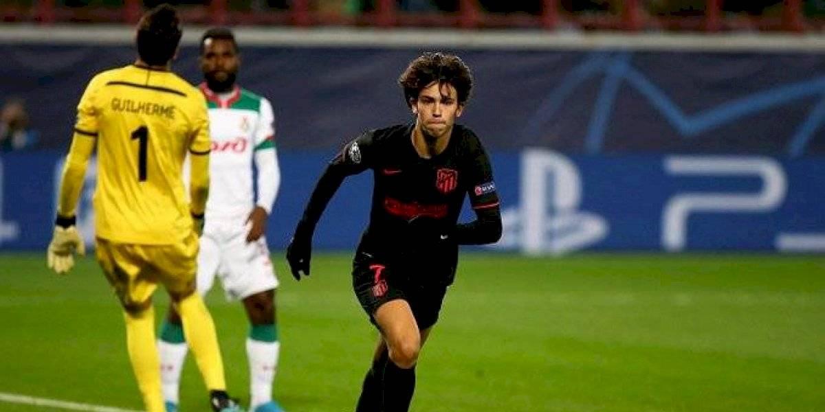 Joao Felix brilló en el triunfo del Atlético de Madrid y Herrera se quedó otra vez en la banca