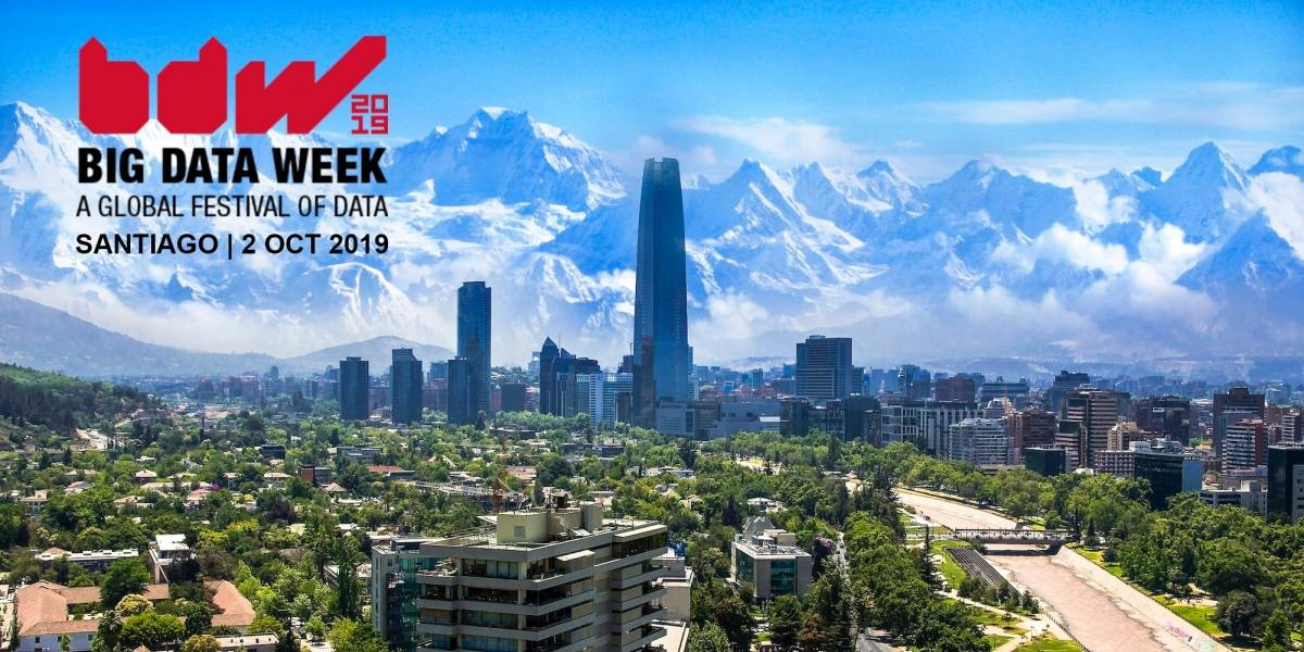 Santiago Big Data Week 2019: El Lollapalooza de los Datos