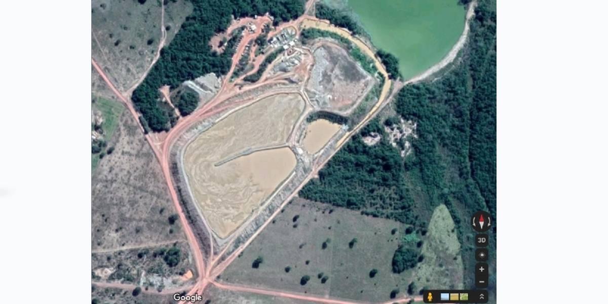 Barragem se rompe próximo a Cuiabá e deixa comunidade isolada