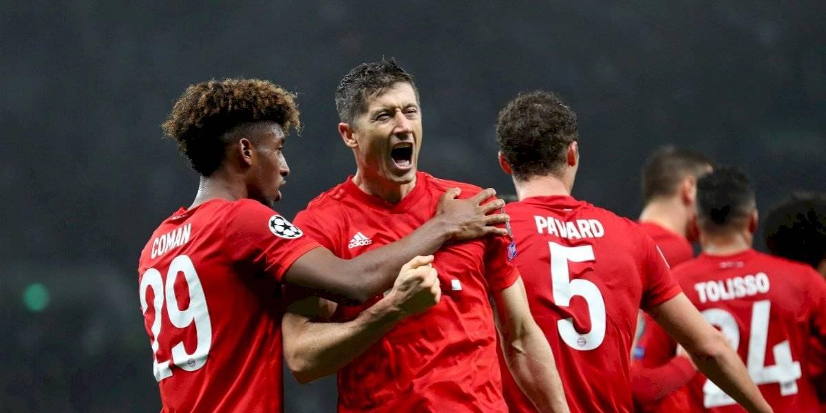 Cuatro clubes alemanes hacen aporte solidario de €20 millones a favor de los demás clubes en Bundesliga
