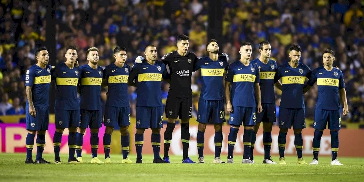 Así formará Boca Juniors vs River en la semifinal de ida Copa Libertadores 2019