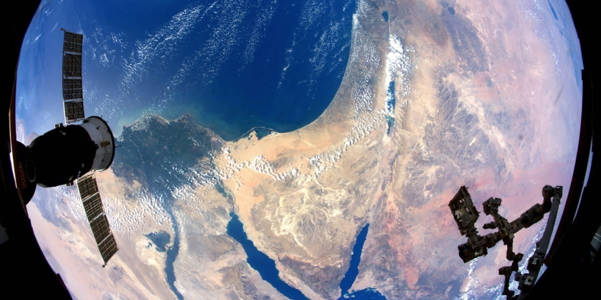 Astronauta da NASA registra impressionante foto da Terra desde o espaço