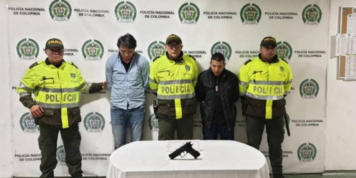 Tres delincuentes asesinaron a un hombre por robarlo en un bar en Bogotá