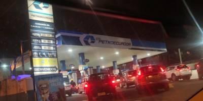 Gasolineras en Quito 1 de octubre