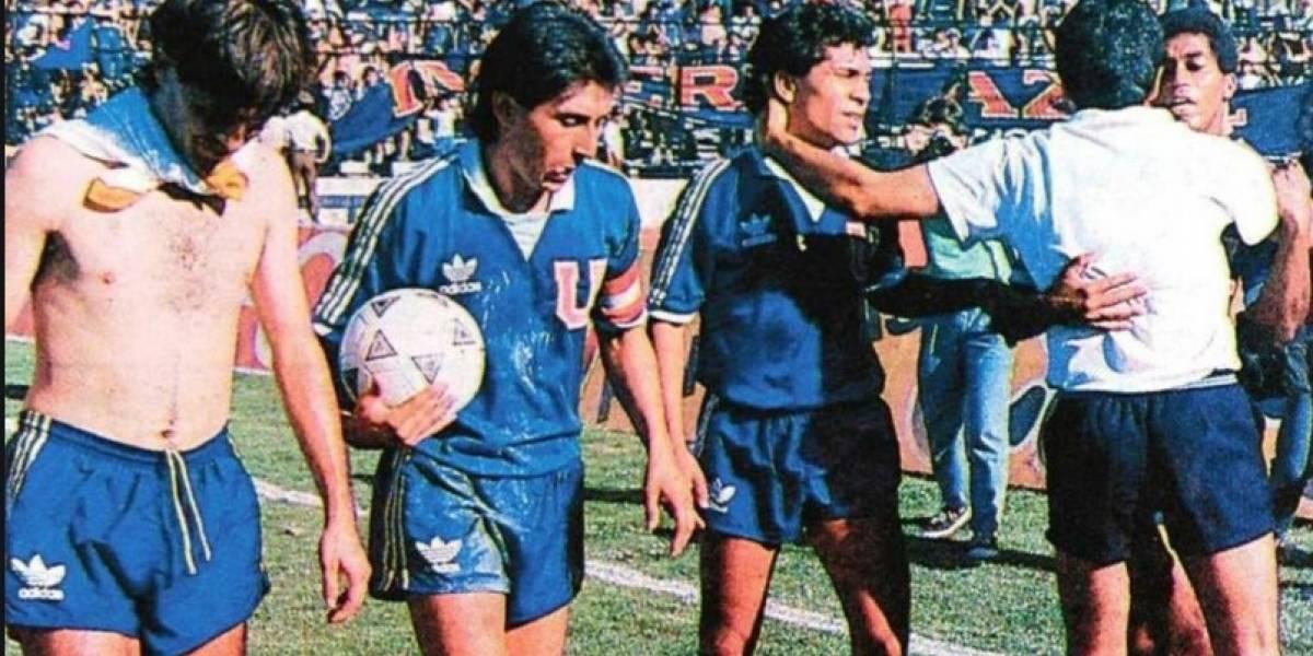 """La U que descendió en 1988 tiene números """"más azules"""" que los del actual equipo"""