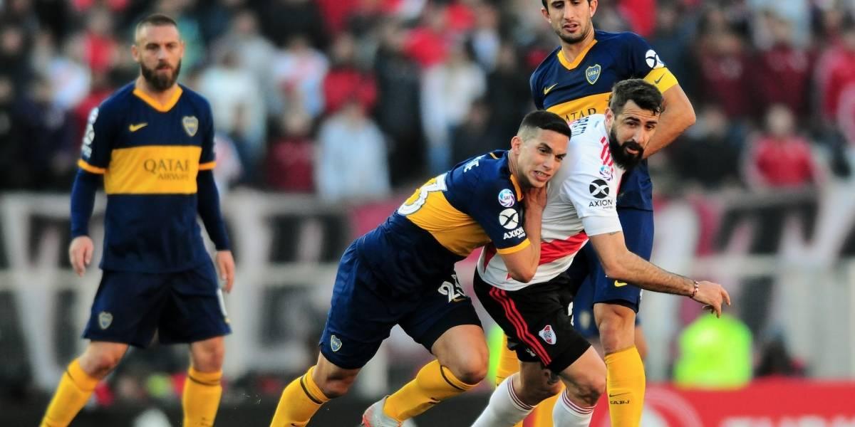 River Plate vs. Boca Juniors: primer round en semifinales de Copa Libertadores