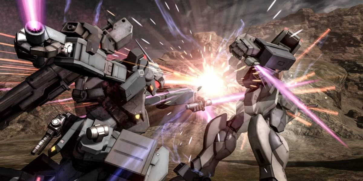 Game Mobile Suit Gundam: Battle Operation 2 já está disponível para PS4