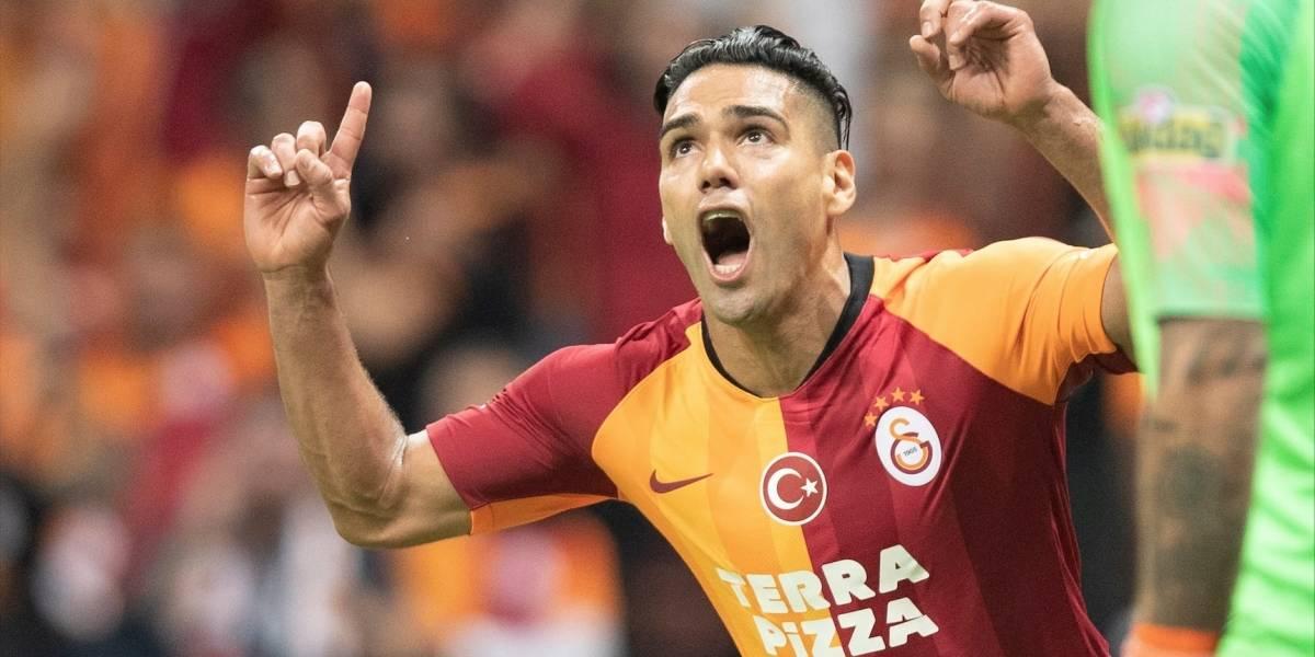 Emotivo mensaje de Falcao García por su regreso a las canchas con Galatasaray luego de la lesión