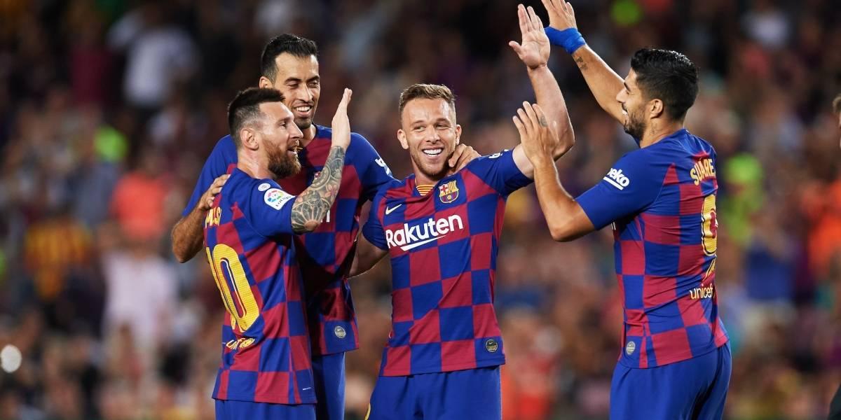 Barcelona vs. Inter: en Champions, ¿Messi podrá salvarle los papeles a Valverde?